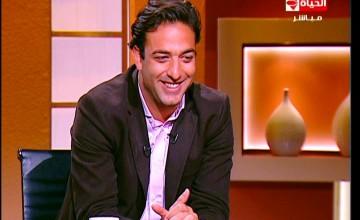 برنامج بوضوح لقاء دكتور عمرو الليثي مع الكابتن احمد حسام ميدو