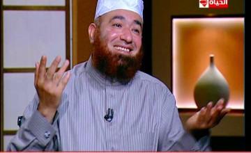 برنامج بوضوح لقاء مع الشيخ محمود المصري