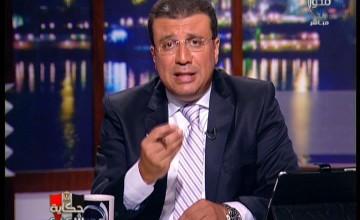 حكاية شعب مع دكتور عمرو الليثي وتغطية لاحداث30يونيو