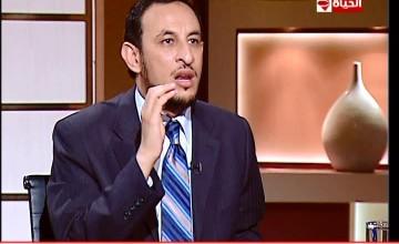 برنامج بوضوح لقاء مع الشيخ رمضان عبد المعز15-10-2014