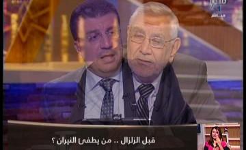 برنامج90دقيقة لقاء دكتور عبد المنعم ابو الفتوح مع د عمرو الليثي