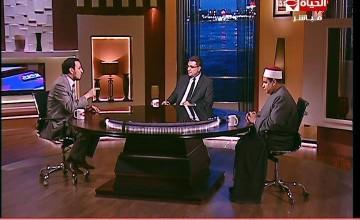 برنامج بوضوح لقاء دكتور عمرو الليثي مع الشيخ رمضان عبد المعز والمنشد الديني ايهاب مؤنس