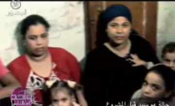 فرحة عم سيد بعد تسليمه المشروع مع د عمرو الليثي