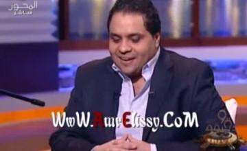 برنامج90دقيقة لقاء د عمرو الليثي مع المنولولجست اسلام محي