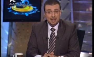 عمرو الليثي وتغطية الجولة الثانية من الانتخابات
