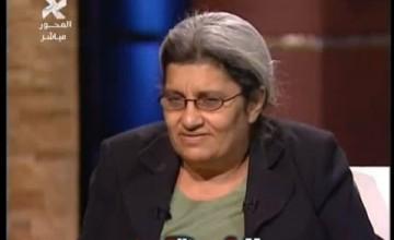 عمرو الليثي ولقاء مع والدة الناشط علاء عبد الفتاح