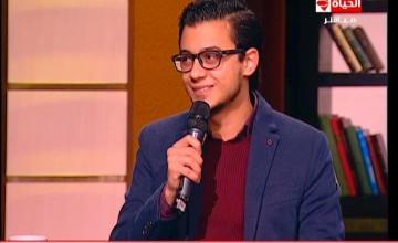 برنامج بوضوح لقاء دكتور عمرو الليثي مع المنشد الديني مصطفي عاطف والشيخ رمضان عبد المعز