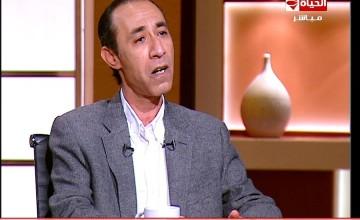 برنامج بوضوح لقاء مع عصام الأمير القائم بأعمال وزير الاعلام