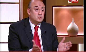 برنامج بوضوح لقاء مع علاء الكحكي رئيس مجلس ادارة قنوات النهار