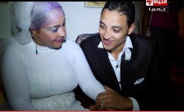 برنامج حقق حلمك مع د عمرو الليثي 4رمضان تحقيق حلم ايناس