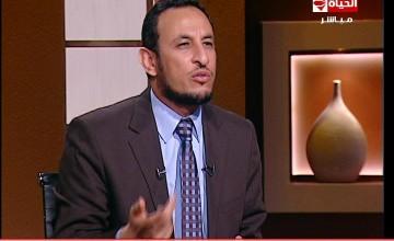 برنامج بوضوح لقاء مع الشيخ رمضان عبد المعز24-9-2014
