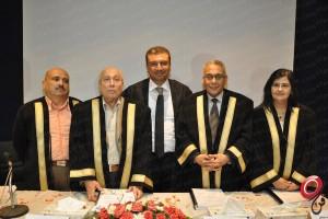 عمرو الليثى حصل على الدكتوراه مع مرتبة الشرف فى الاعلام